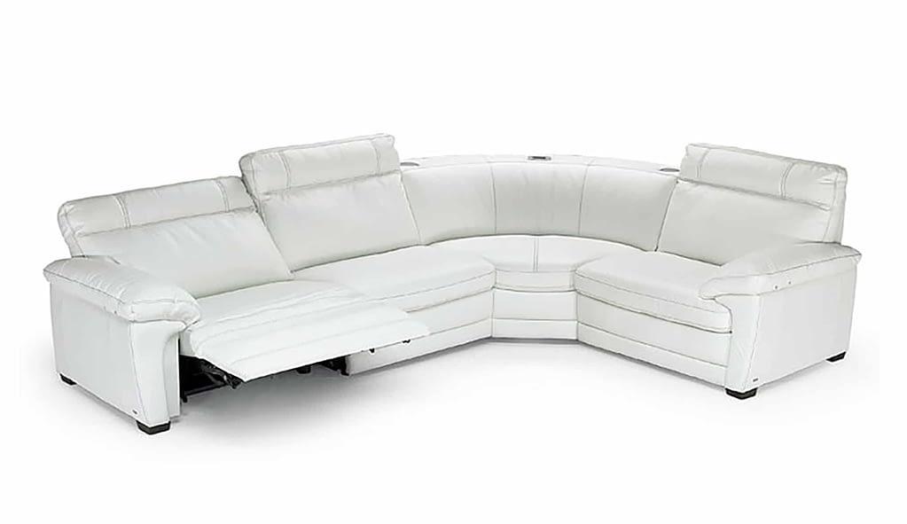 Sofá de Couro Importado Elétrico – NTA-042 3