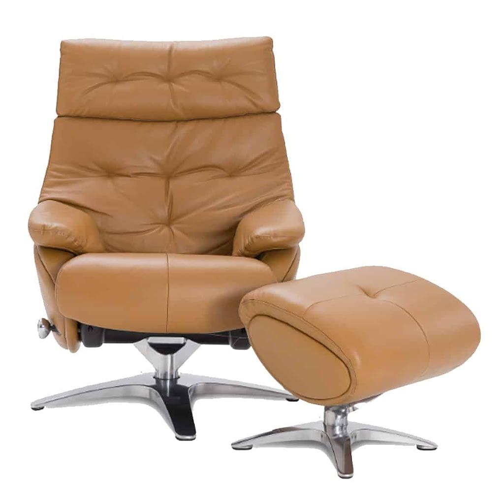 poltrona-de-couro-com-puff-reclinavel-mely-frente